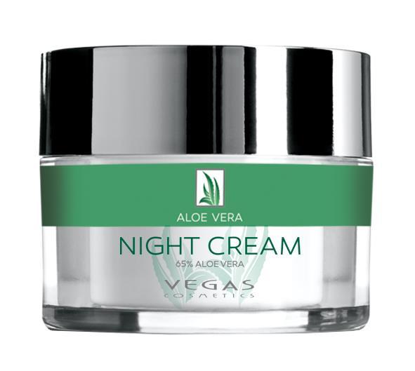Aloe Vera Nacht Creme